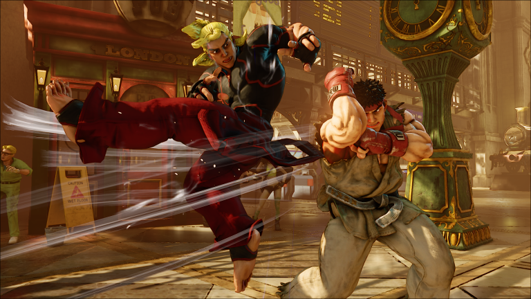 Street Fighter V : Arcade Edition officialisé sur PS4 et PC
