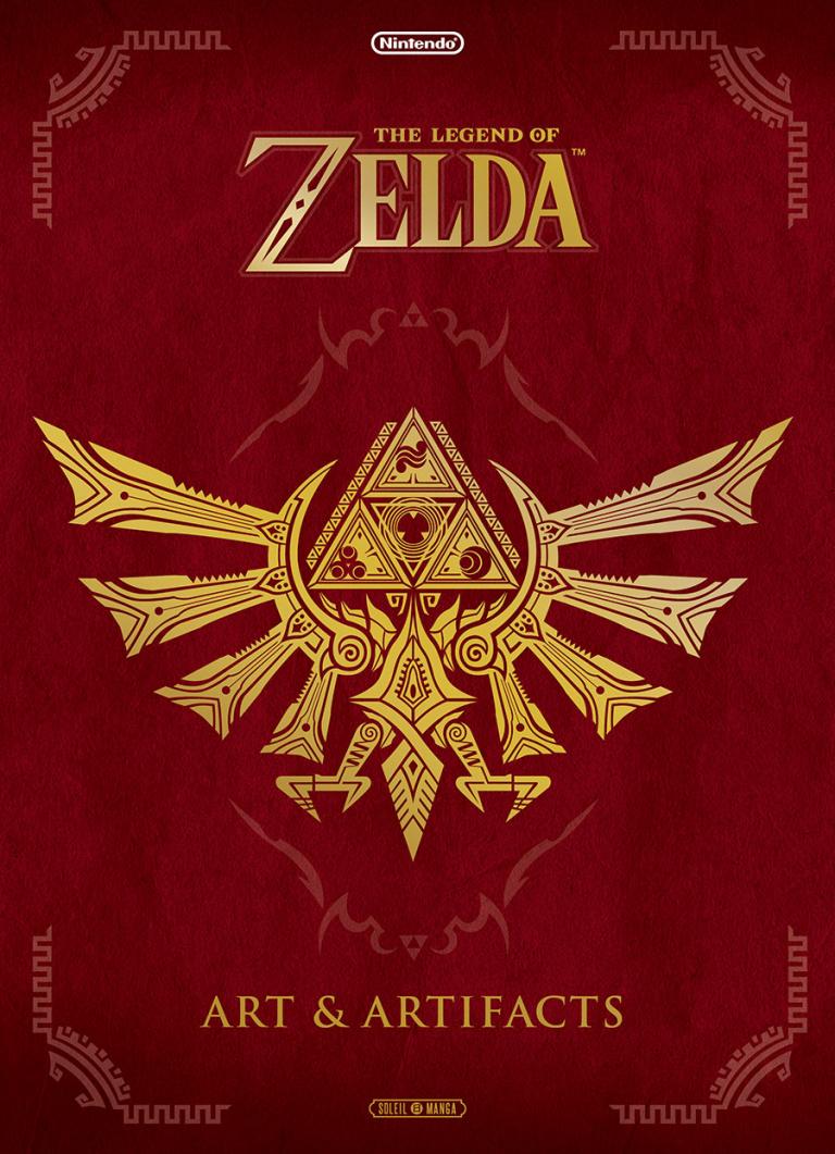 The Legend of Zelda : Art & Artifacts – Une immersion graphique dans la série
