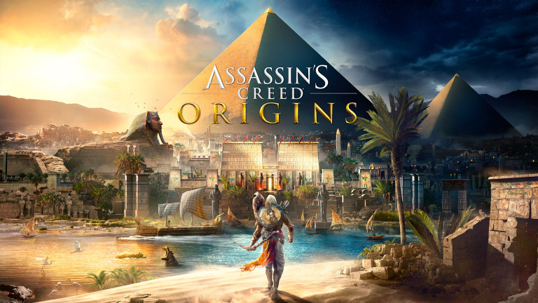 Microsoft annonce deux bundles Xbox One S avec Assassin's Creed Origins