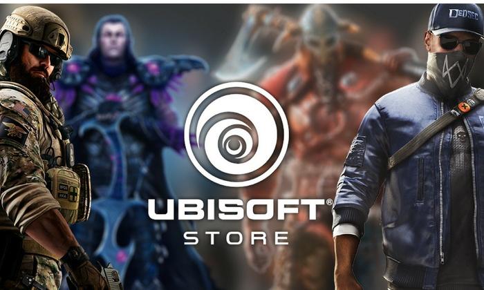 Ventes privées Ubisoft