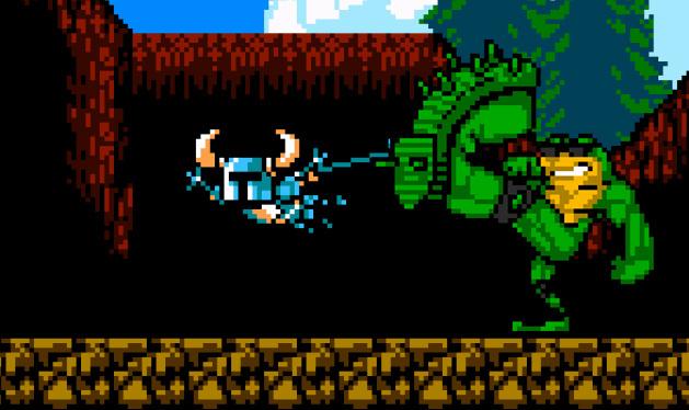 Shovel Knight : Les Battletoads rejoignent la bataille sur PC