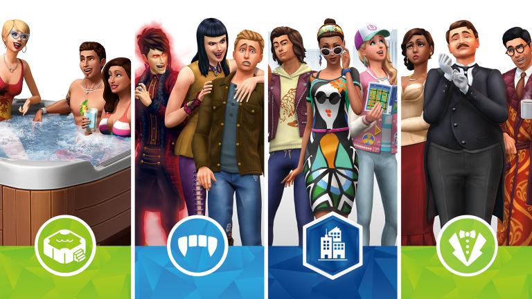 Sims 4 : Les versions consoles auront droit à un bundle de DLC