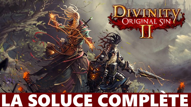 Divinity Original Sin 2, la soluce : notre guide des trois actes du RPG phénomène