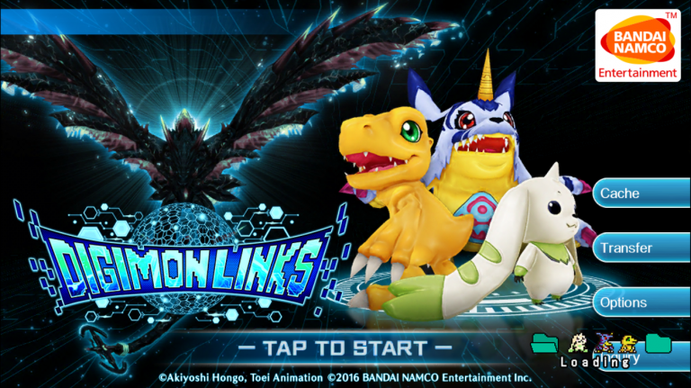 Digimon Links est maintenant disponible