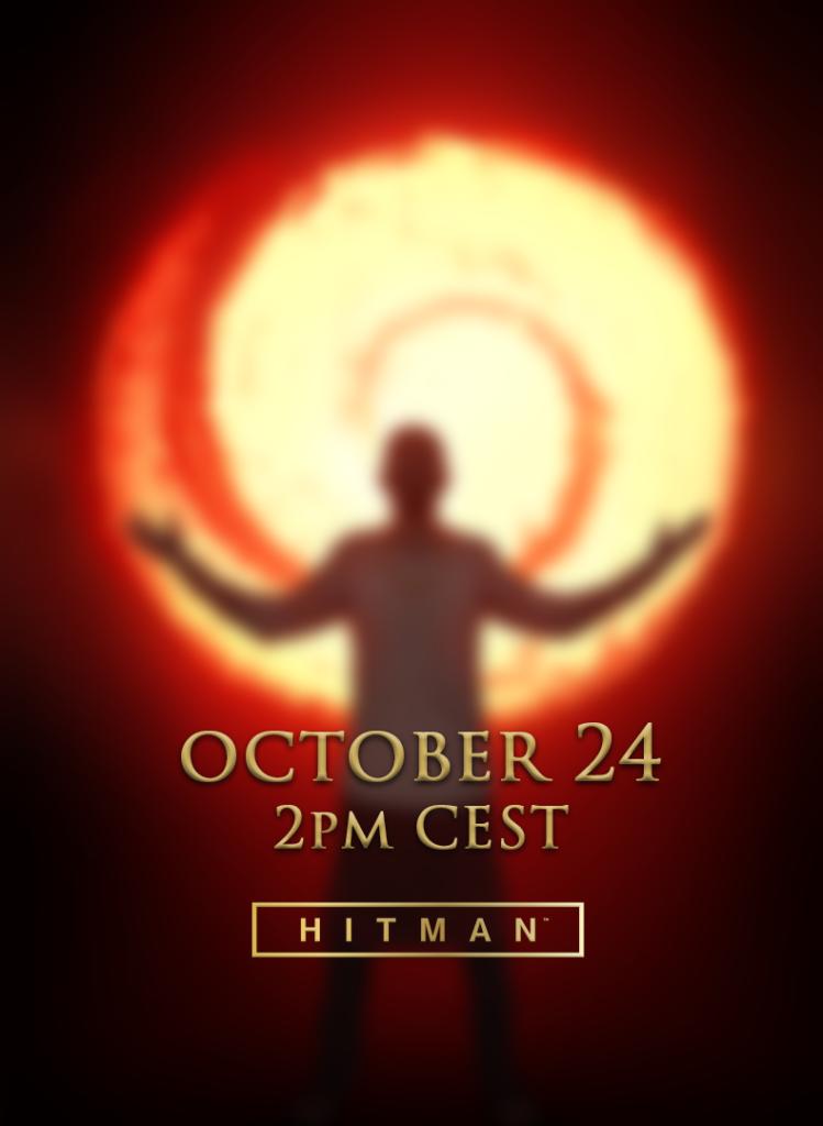 Hitman : Du nouveau contenu sera dévoilé le 24 octobre