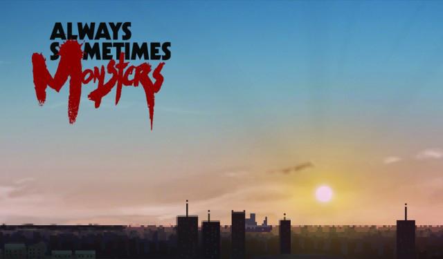 Always Sometimes Monster s'apprête à faire son arrivée sur PS4