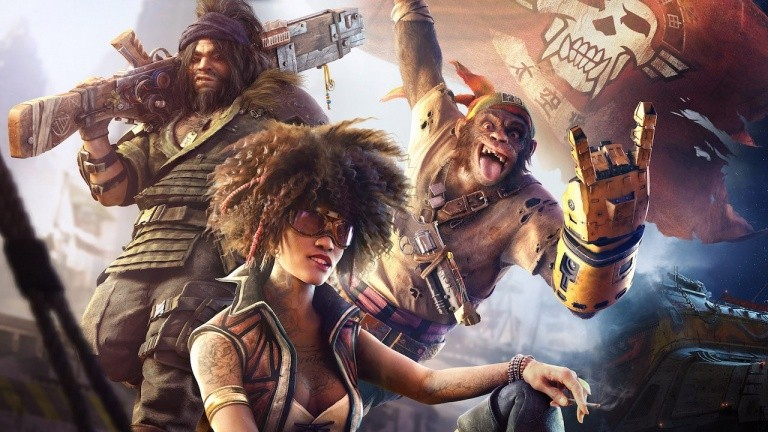 Beyond Good & Evil 2 : nouvel artwork d'un pirate menaçant