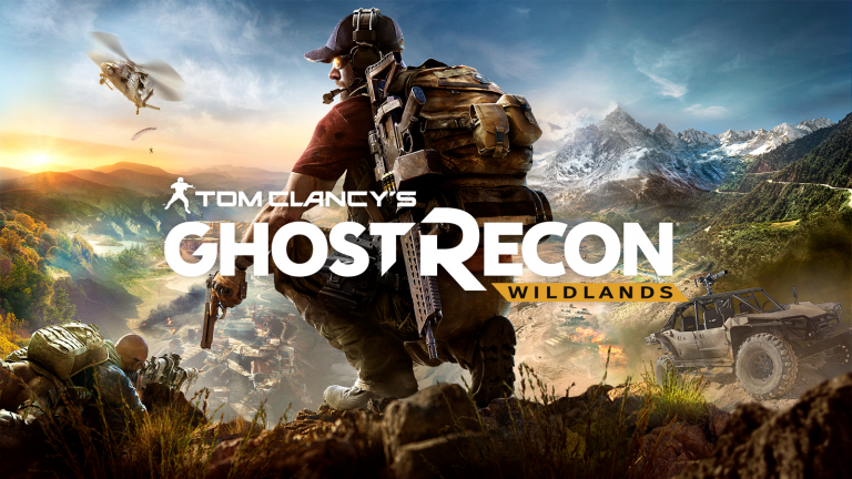 Le titre complet gratuit tout un week-end — Ghost Recon Wildlands