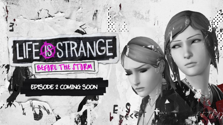 L'épisode 2 de Life is Strange : Before the Storm…
