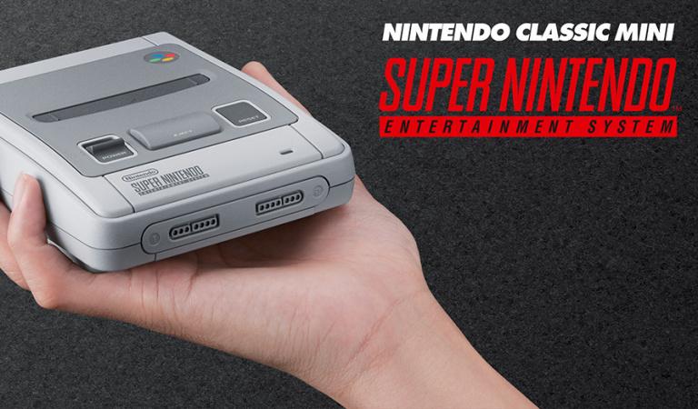 Super Nintendo Classic Edition : une petite console qui cartonne au Japon