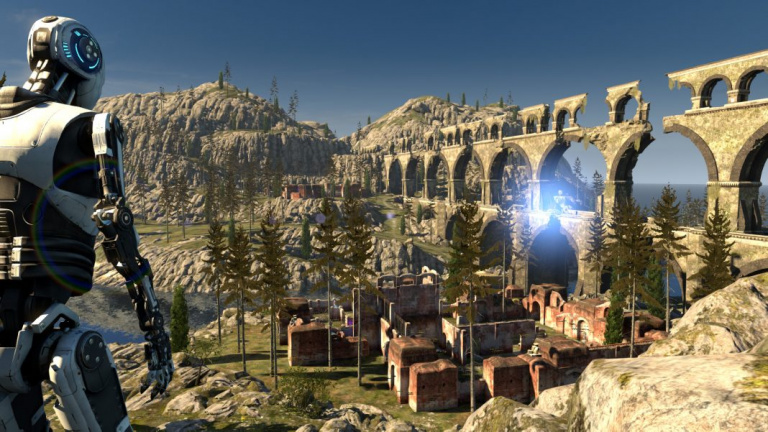 The Talos Principle est disponible sur Ipad et Iphone