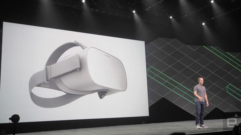 Keynote Oculus Connect 4 : L'Oculus Go dévoilé
