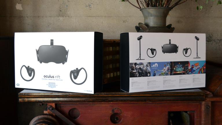 Keynote Oculus Connect 4 : Le pack Oculus Rift + Touch baisse de prix