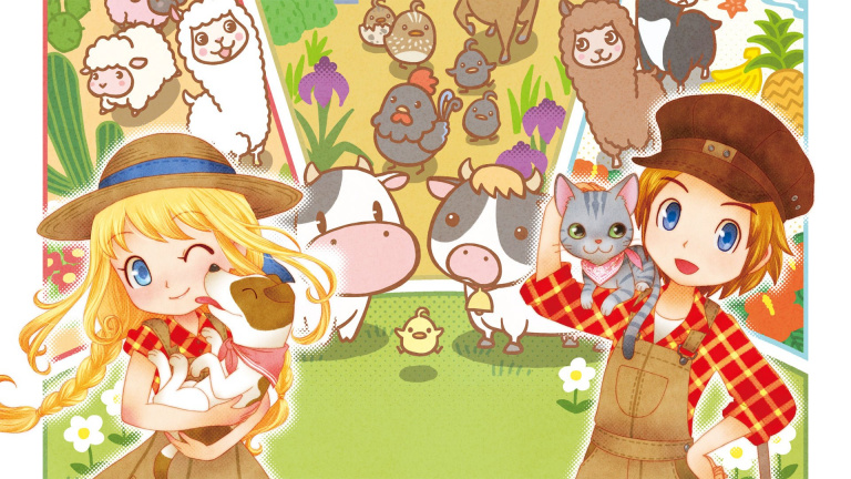 Story of Seasons : Trio of Towns - Une suite sans surprises majeures