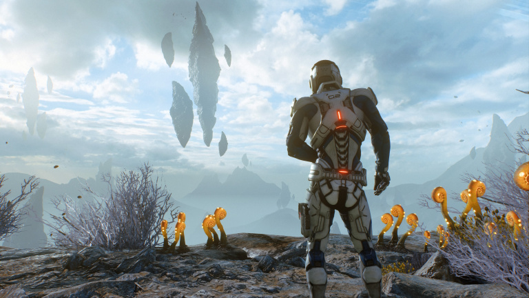 Mass Effect Andromeda arrive dans l'EA Access et Origin Access