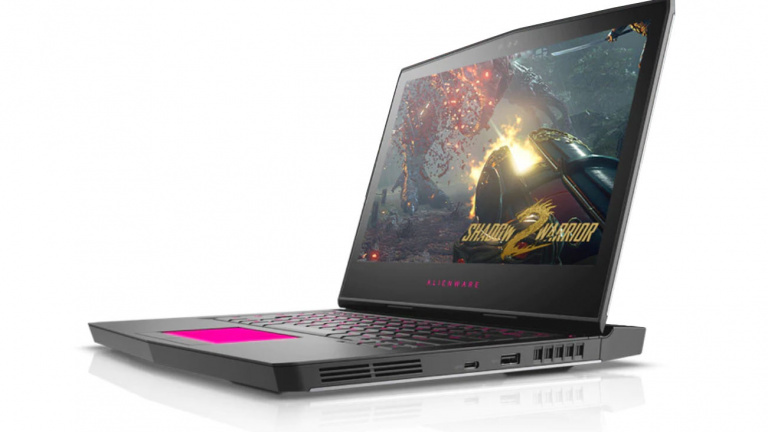 Guide PC Portable gamer : Test du modèle Alienware 13 R3 OLED