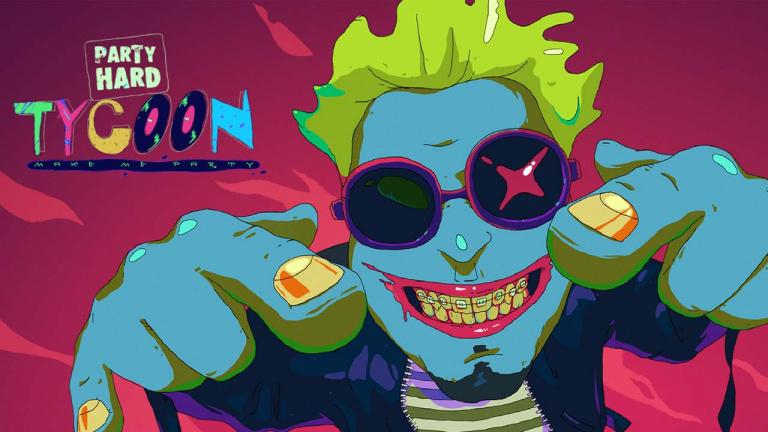 Party Hard Tycoon sortira la semaine prochaine