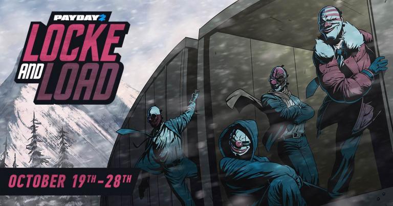 PAYDAY 2 : Le CrimeFest débutera la semaine prochaine