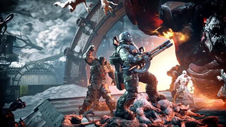 Gears of War 4 : XP fois 4, équipements... l'anniversaire continue