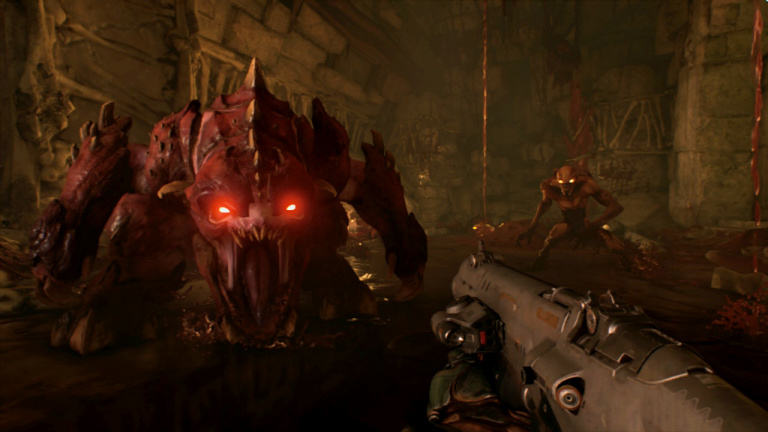 Doom : Une date pour la version Switch