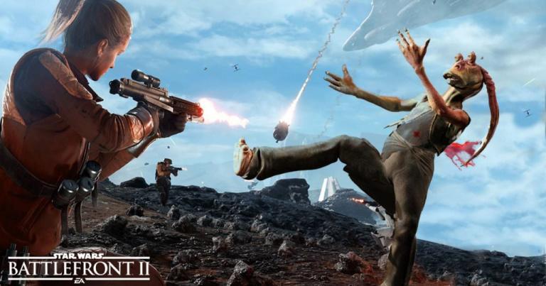 Star Wars Battlefront II : une PS4 Pro et une Slim collector annoncées