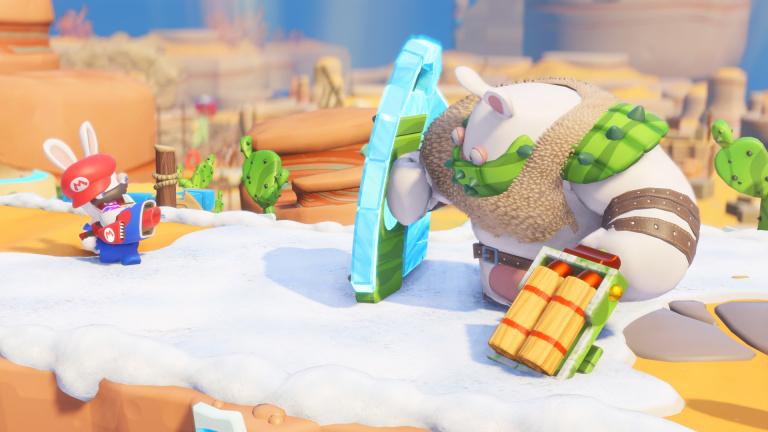 [MàJ] Mario + The Lapins Crétins : le second DLC du season pass dispo aujourd'hui