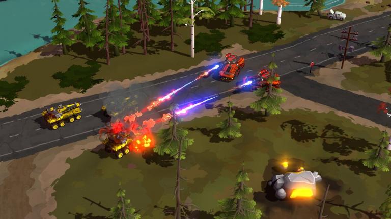 Forged Battalion : Un RTS annoncé par Team 17