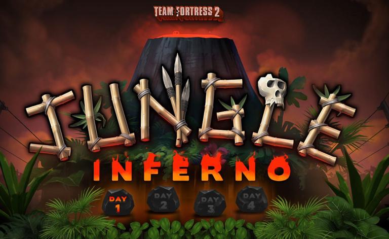 Team Fortress 2 - Une grosse mise à jour en perspective : Jungle Inferno