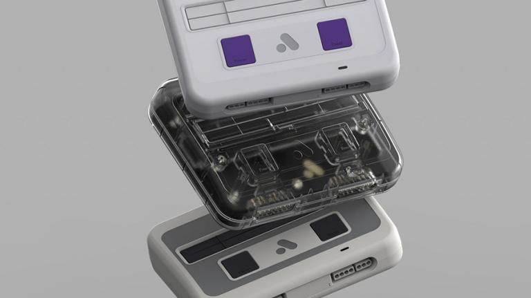 Analogue Super Nt, une mini Super Nintendo non officielle et alléchante