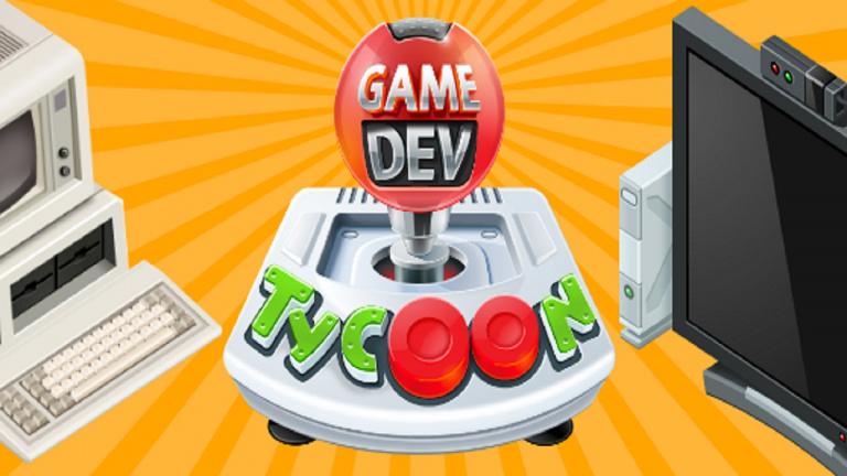 Game Dev Tycoon : Arrivée sur mobile et mise à jour