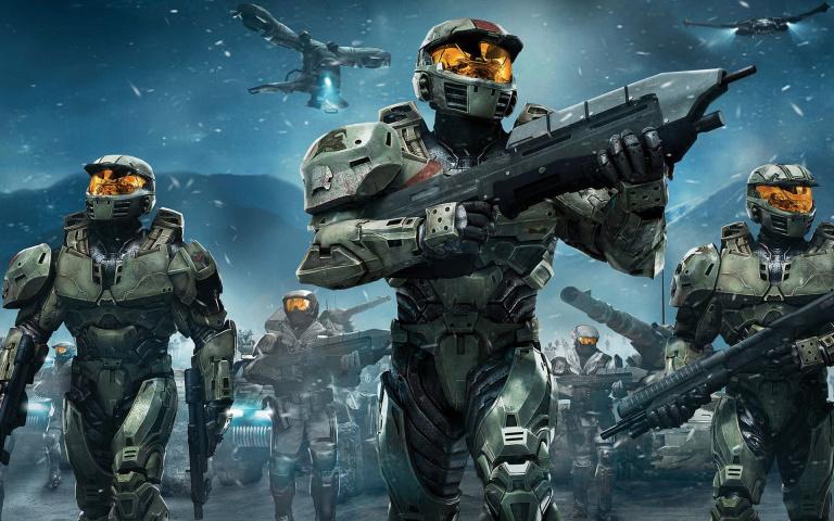 Halo : Patchs Xbox One X et nouvelles fonctionnalités pour les jeux de la franchise