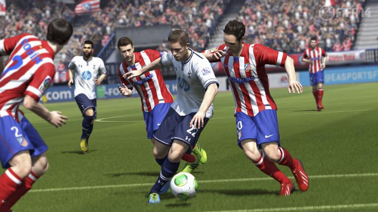 FIFA 14 quitte la collection The Vault d'EA Access aujourd'hui