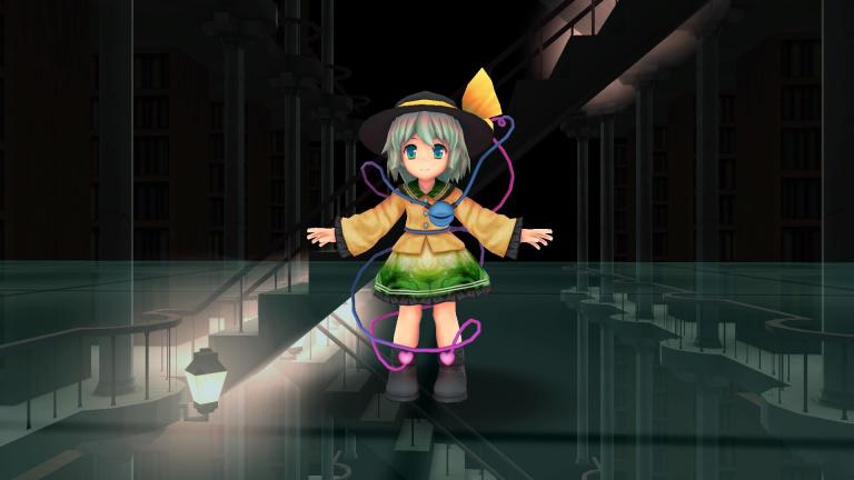 Touhou Kobuto V : Burst Battle -  Un nouveau personnage en DLC