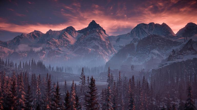 De nouvelles images pour Horizon Zero Dawn : The Frozen Wilds