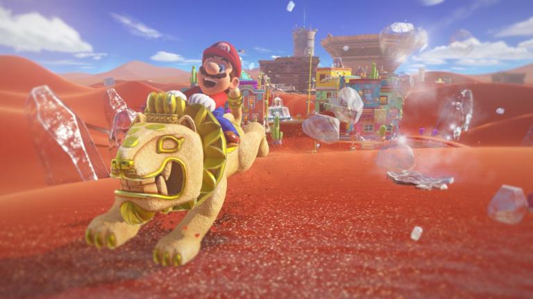 La Nintendo Switch fait enfin de la capture de vidéo