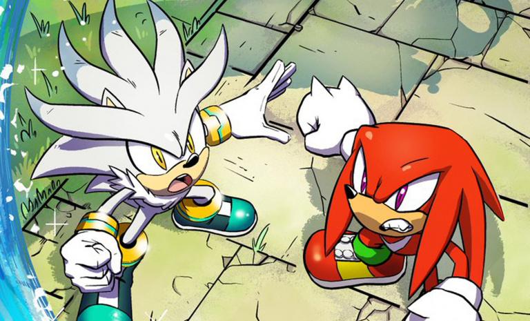Un trailer japonais et Fist Bump au piano — Sonic Forces