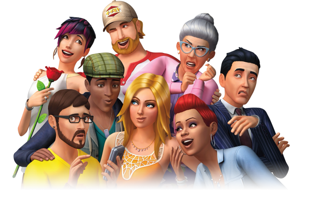 Les Sims 4 : Le poids des versions Xbox One et PS4