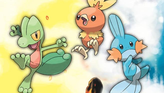 Pok mon 3e g n ration r gion de hoenn pok mon go guides astuces - Carte pokemon fee ...