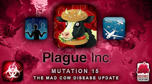 Plague Inc. présente sa prochaine mise à jour
