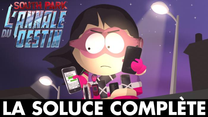 South Park : L'Annale du Destin : la soluce complète, suivez le guide (MàJ)