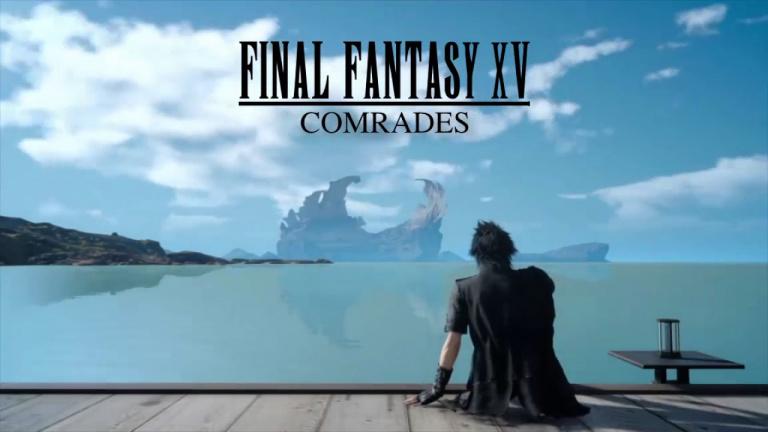 Final Fantasy XV : Frères d'Armes repoussé à début novembre