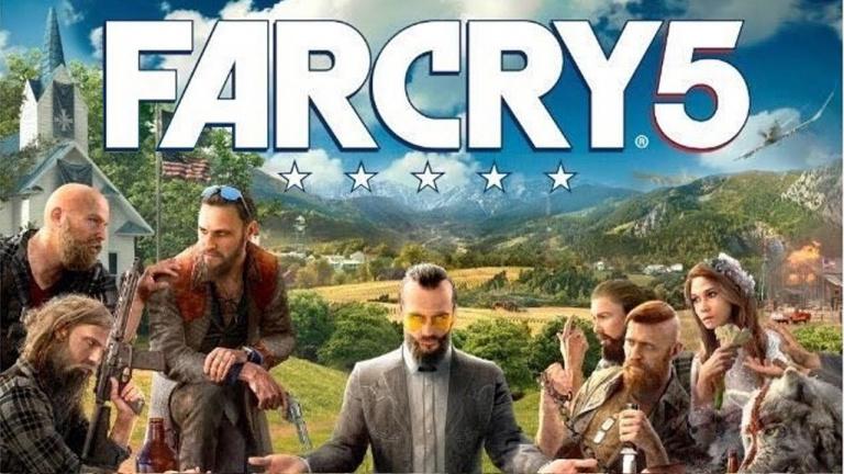 Far Cry 5: L'édition collector Resistance dévoilée