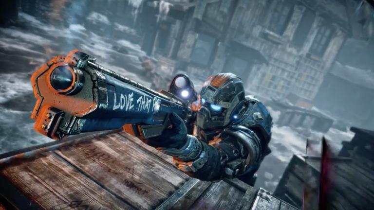 Gears of War 4 : la mise à jour d'octobre se présente