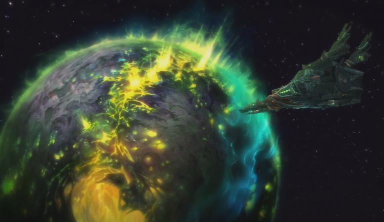 """World of Warcraft : Le nouveau roman s'appelle """"Before the Storm"""""""