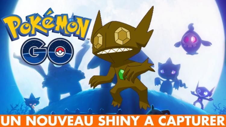 Pok mon go t n fix shiny un nouveau pok mon chromatique - Pokemon tenefix ...