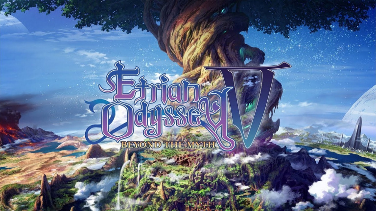 Etrian Odyssey V : Beyond the Myth - Un Dungeon-Crawler abouti sur 3DS