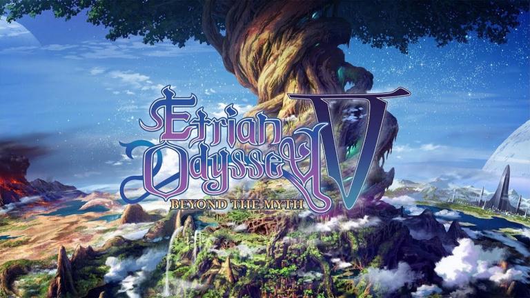 Etrian Odyssey V: Beyond the Myth - Un Dungeon-Crawler abouti sur 3DS