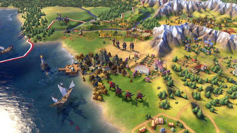 Civilization VI : la mise à jour d'automne est arrivée