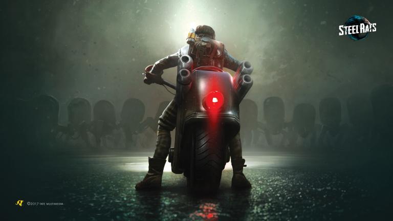 Steel Rats : de la moto, des flingues et du Diesel Punk