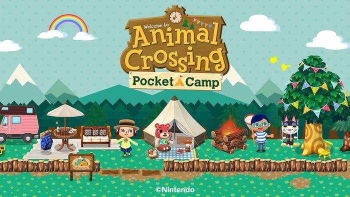 Animal Crossing: Pocket Camp détaille ses fonctionnalités